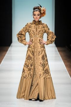 SLAVA ZAITSEV Haute Couture весна-лето 2014