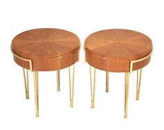 mid century modern wood designers