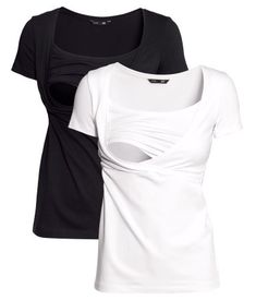 basic nursing tshirt.  could be worn under a scrub jacket at work.