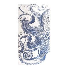 Octopus+Scarf+40x40+Indigo,+$89, now featured on Fab.