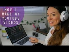 HOW TO MAKE A YOUTUBE VIDEO - YouTube