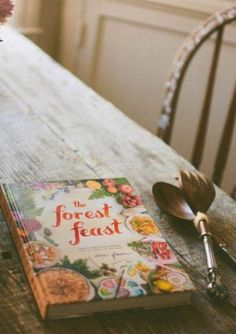 The Forest Feast #anthrofave #anthropologie