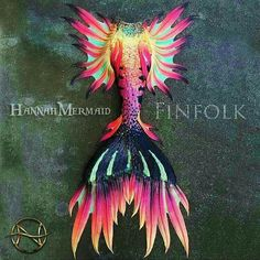 FinFolk mermaid tail
