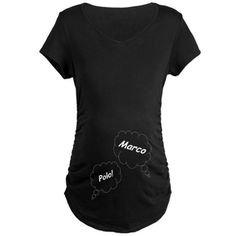 Marco Polo Twin Maternity Shirt Maternity Dark T-S