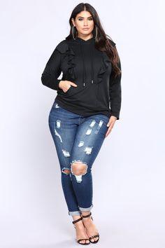 9ca00c5dce1 Plus Size Kneed You Now Skinny Jeans - Dark Denim  27.99  fashion  moda