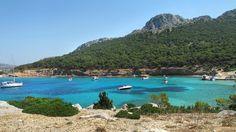 Moni island, for swimming in the sea...