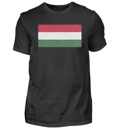 Ungarn Flagge Design Motiv Geschenkidee T-Shirt Basic Shirts, Mens Tops, Design, Fashion, Gifts, Moda, Fashion Styles, Fashion Illustrations