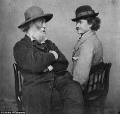 Revealed: History's hidden gay couples whose 'outlaw marriages' helped America's greatest minds reach new heights
