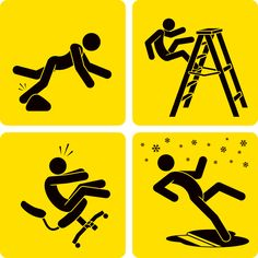 """What Injuries Will Consider in a Trip and Fall Accident  There are some questions a jury will consider in a slip and fall accident. For example, """"Did the property owner use reasonable care to keep the property safe?""""."""