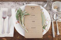 Botanical Bloom Wedding Inspiration