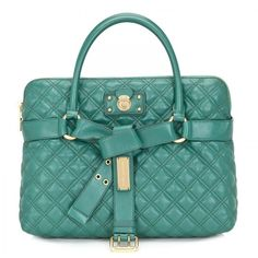 Marc Jacobs Bruna quilted leather tote
