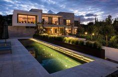 Vivienda en Son Vida by Negre Studio & Rambla 9 Arquitectura - CAANdesign