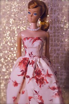 Swirl Ponytail Barbie.