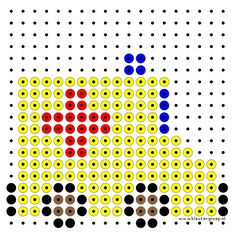 thema ziek en gezond groep 1/2 - Google zoeken Fuse Beads, Perler Beads, Transportation Unit, Ambulance, Creative Words, Bead Crafts, Diy Crafts For Kids, Beading Patterns, Pixel Art
