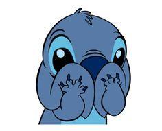 Stitch: Animated Stickers sticker - The Trend Disney Cartoon 2019 Lelo And Stitch, Lilo Y Stitch, Cute Stitch, Little Stitch, Wallpaper Iphone Disney, Cute Disney Wallpaper, Cute Cartoon Wallpapers, Disney Kunst, Disney Art