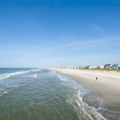 The Best Beaches in North Carolina - Coastal Living...my favorites are Topsail Island, Surf City and Figure Eight Island beaches, sadly Southern Living Mag. didn't include these three big favorites among native Carolinians...
