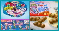 In den 90ern gab es viele Süßigkeiten, die es heute nicht mehr gibt. Wir haben im Folgenden 15 ausgestorbene Snacks von damals aufgelistet!