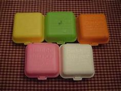 The hamburger bubble gum! oh.my.gosh I forgot all about these. I loved them so!!..so freaking DELISH!