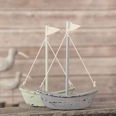 Mini Nautical Boat