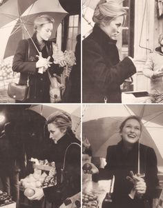 Meryl Streep at the Market; photograph - unknown