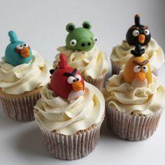 #andrybirds #cupcake