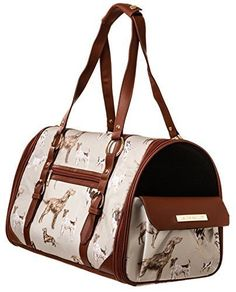 Laura Ashley Pet Dog Cat Travel Carrier Bag >>> Have a look at the image by seeing the link. (This is an affiliate link).
