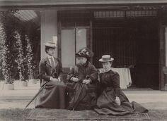 Queen Victoria Princess Victoria Alexandra Olga Mary of Wales Princess Helena Victoria of Schleswig-Holstein