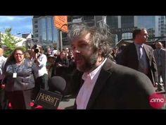 The Hobbit World Premiere Red Carpet
