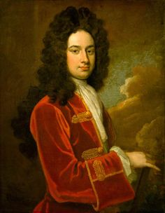 James Stanhope, 1st Earl Stanhope by Godfrey Kneller , c. 1705-10