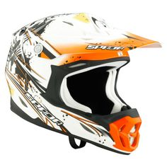 Spada Violator Grit Motocross Helmet  Description: The Spada Violator Moto-X Helmet are packed with       features…              Specifications include                      Latest ECER22-05 standard for road use                    Polycarbonate shell                    Removable and washable lining                    Screw...  http://bikesdirect.org.uk/spada-violator-grit-motocross-helmet-11/