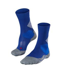 4-Wheel Drive for your feet. Falke 4 Grip Sports socks to improve grip when turning at speed. Ideal for many sports football, rugby, hockey, any many more. Available in red, blue, black and white at SocksFox. As worn by professional sportspeople