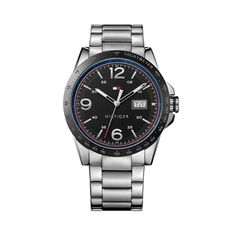 Tommy Hilfiger Stainless Steel Mens Watch 1791257 for sale online Rolex Watches, Watches For Men, Tommy Hilfiger Watches, Stainless Steel Watch, Omega Watch, All In One, Quartz, Accessories, Ebay