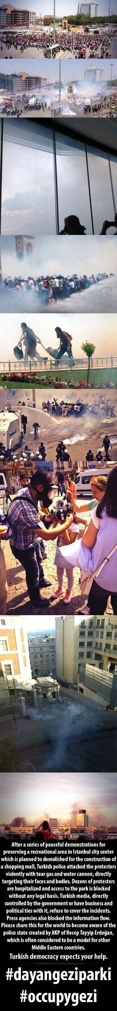 #occupygezi #direngeziparkı #direngezi #wearegezi #occupytaksim #occupyturkey #chapulling #Istanbul #Turkey