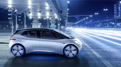 Estreno Mundial del I.D.  Con el estreno mundial del visionario I.D. en el Salón del Automóvil de París, Volkswagen inicia la cuenta atrás hacia el futuro.