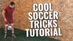 Cool Soccer Tricks Tutorial Step By Step How To Do Freestyle Soccer Tric... Soccer Workouts, Soccer Drills, Soccer Tips, Soccer Girl Problems, Youtube S, Soccer Training, Training Tips, Improve Yourself, Football