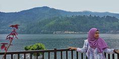 View of Danau Toba