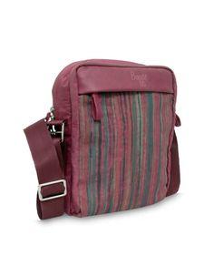A trendy pink bag by Baggit