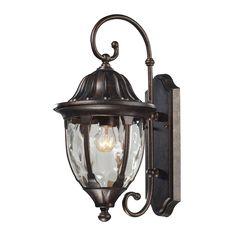 ELK Lighting 45003/1 Glendale Collection Regal Bronze Finish