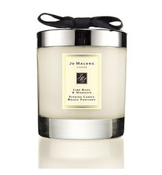 Pin for Later: 14 Princess-Worthy Gifts For the Kate Middleton Fan in Your Life Jo Malone Candle Jo Malone's Lime Basil and Mandarin Candle ($65)