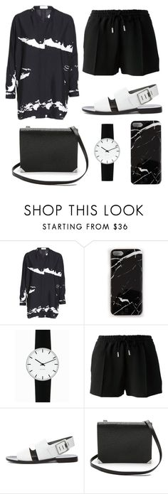 """""""The shirt."""" by basic-appeal ❤ liked on Polyvore featuring Gat Rimon, Rosendahl, Givenchy and Alexander Wang"""