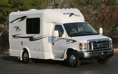Read This Full Road Test Article At Truck Trend Home Park Motorhomes Of Kitchener Ontario Has Married The Creature Comforts A Motorhome With