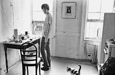 Early everyday bohemian life of Patti Smith photographed by Judy Linn 9 More than 100 black and white photos of young Patti sometimes surrounded by her lovers at the time Robert Mapplethorpe and Sam Shepard are published in Patti Smith 1969-1976 Photographs by Judy Linn