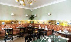 Salle Art Déco Restaurant Maison Lautrec Pigalle