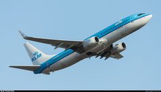 Photo of PH-BCA - Boeing 737-8K2 - KLM Royal Dutch Airlines