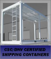 Dahlson Industries - CSC/DNV Containers