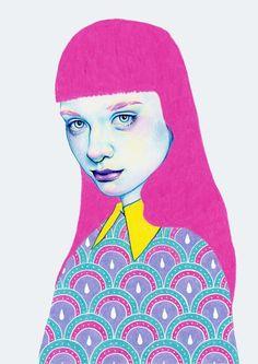 Natalie Foss - bestof-society6: ART PRINTS BY NATALIE FOSS ...