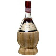 Vinho tinto Italiano Chianti Empalhado   Menu Especial R$46,11