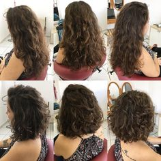 100 hairstyles for naturally curly hair to rock this summer - Hairstyles Trends Medium Hair Cuts, Short Hair Cuts, Medium Hair Styles, Natural Hair Styles, Short Hair Styles, Curled Hairstyles, Pretty Hairstyles, Curly Hair Tips, Love Hair