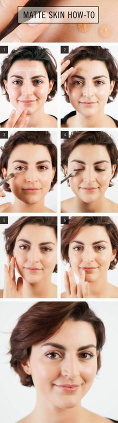 Makeup How-To: Get Summer-Ready, Gorgeous Matte Skin