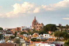 Five Swoon-worthy Spots in San Miguel de Allende